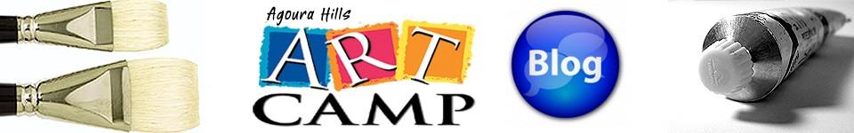 Agoura Hills Art Camp Blog