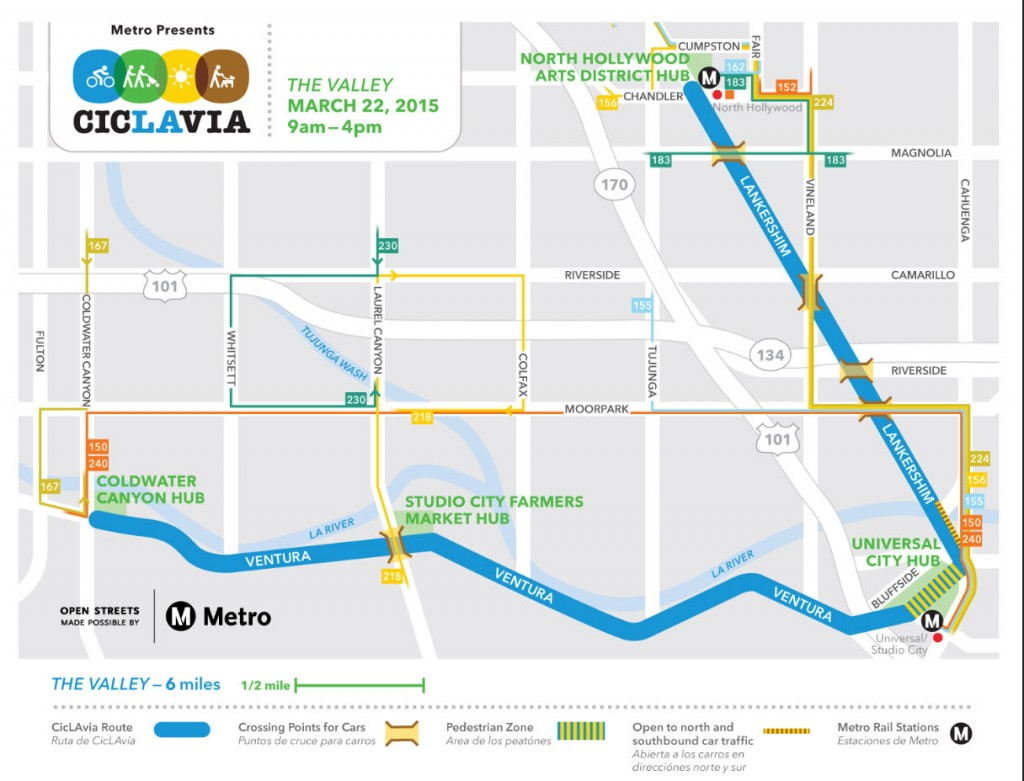 Art Camp & Ciclavia 2015!