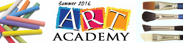 Art Camp 2016 Schedules are up!